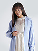 Тренч Private Sun TC-08-08 light blue