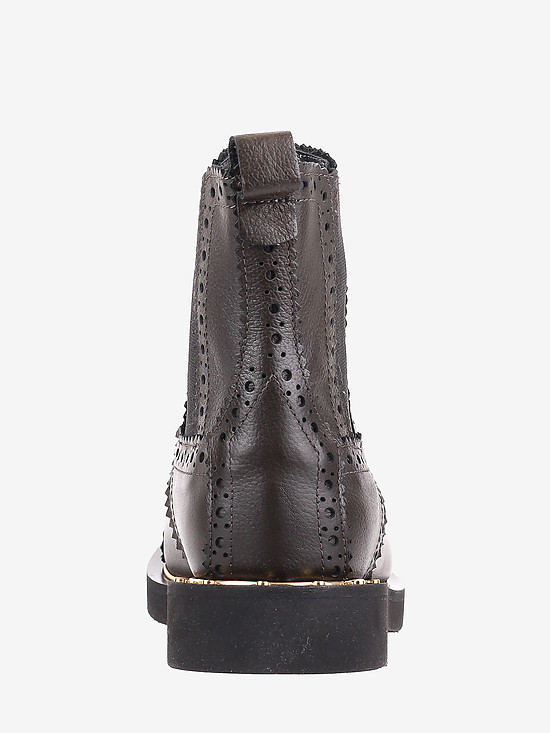 Ботинки Corsani Firenze 100720 brown