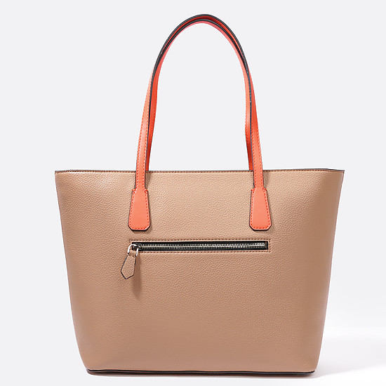Guess VG695723 tan orange
