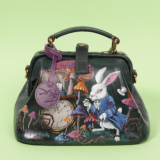 Alexander TS W0013 dark green alice wonderland