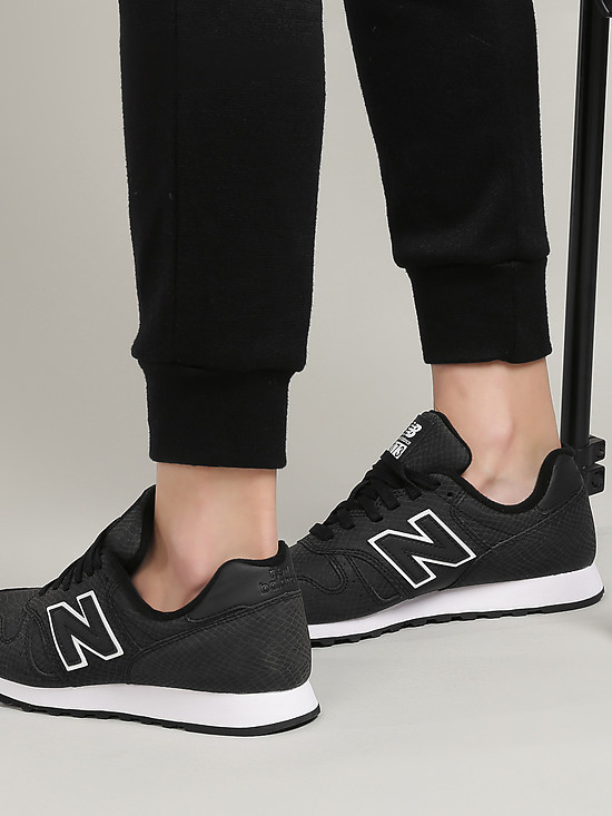 Кроссовки New Balance WL373BLR black