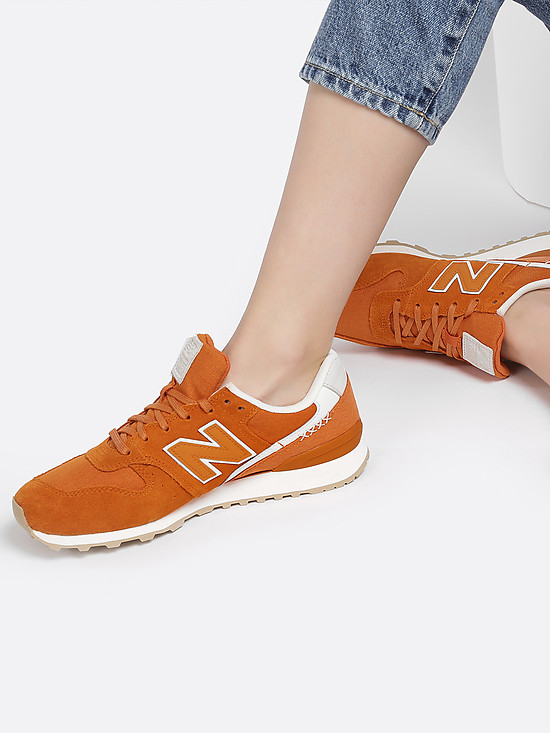Кроссовки New Balance WR996BO orange