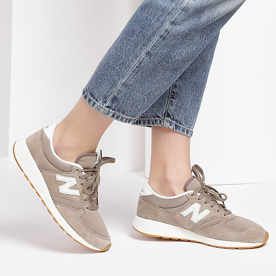 Кроссовки New Balance WRL420TC tea milk
