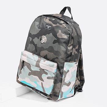 Рюкзак мужской BillaBong Z5BP01 FATIGUE green