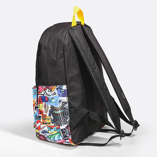 Рюкзаки BillaBong Z5BP01 black multicolor