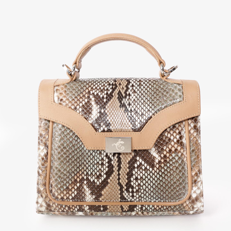 d06c6ff943c3 Маленькая цветная сумочка из натуральной кожи питона – Индонезия ...