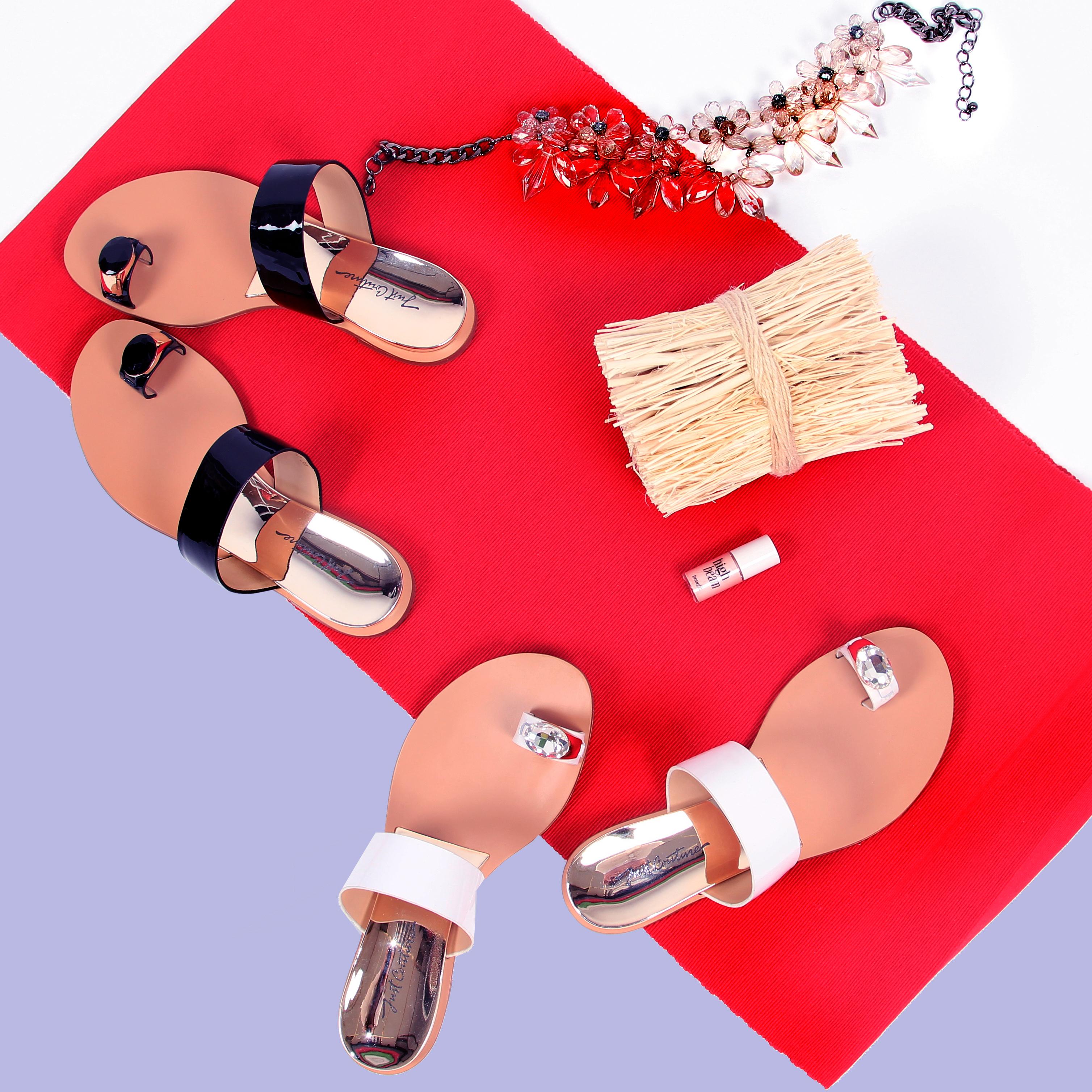 Яркие летние модели обуви из последних коллекций!